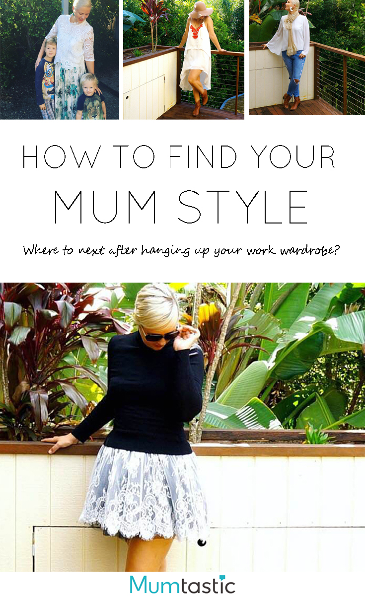 How to find your Mum Style - come in from the fashion wilderness