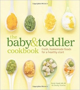 9 best no fuss cookbooks for babies toddlers wholesome homemade the baby and toddler cookbook forumfinder Image collections