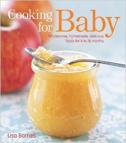cooking for baby cookbook