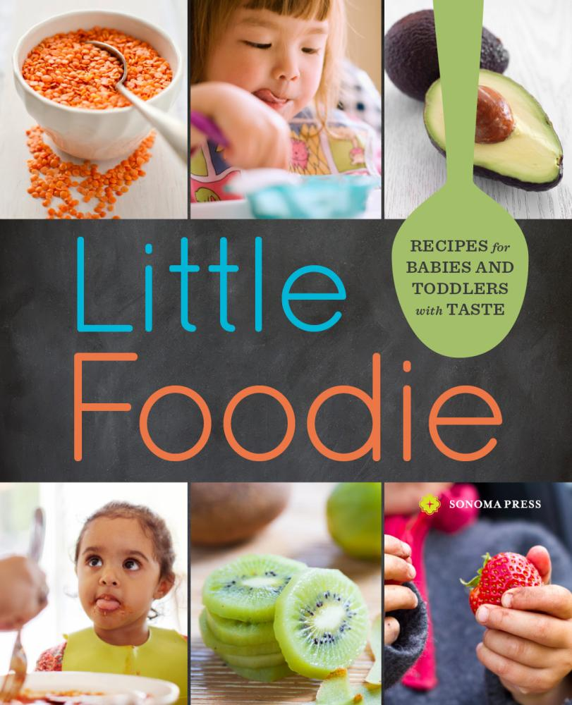Little Foodie cookbook