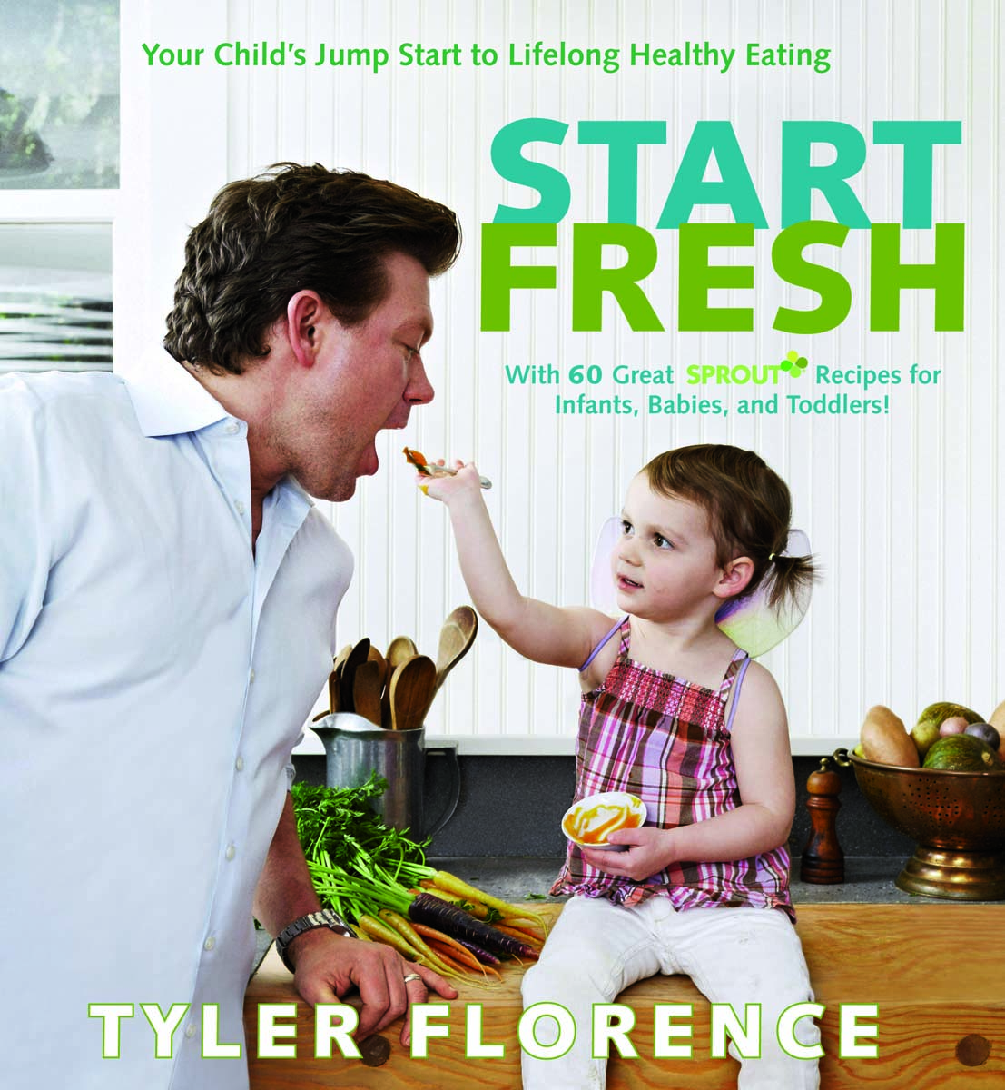 start fresh cookbook