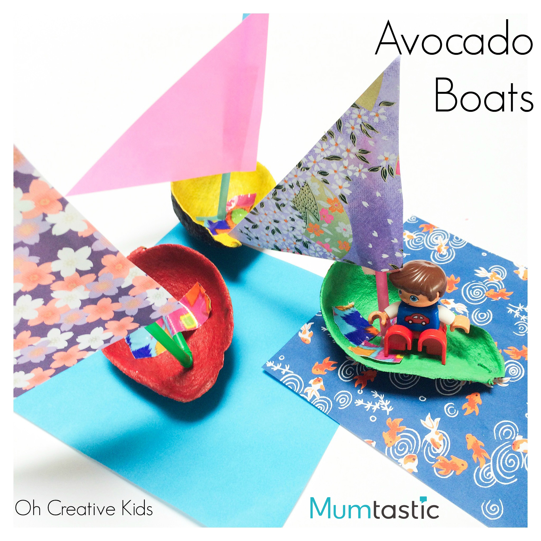 Make an Avocado Boat