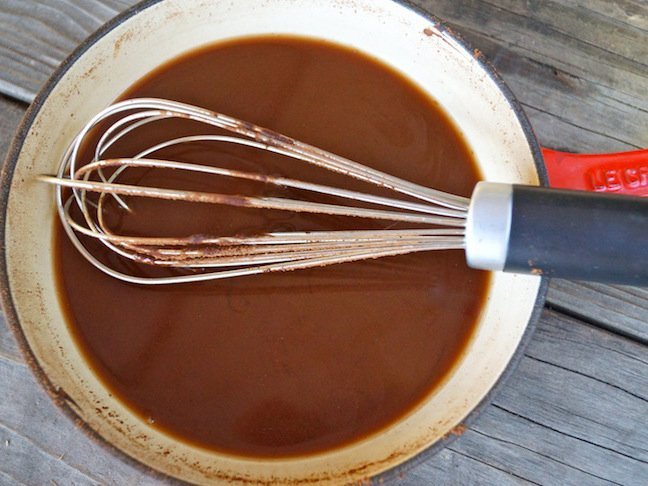 brown-chocolate-whisk-saute pan