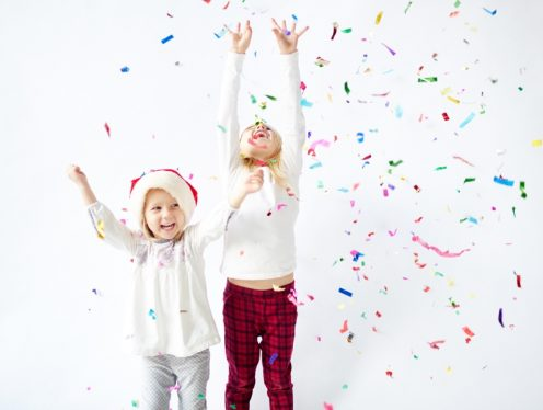 New Year's Eve Traditions for Kids