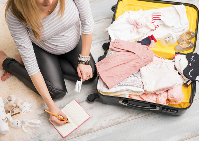 What to Pack in Your Labour Bag