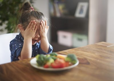 Are we too quick to label our kids picky eaters