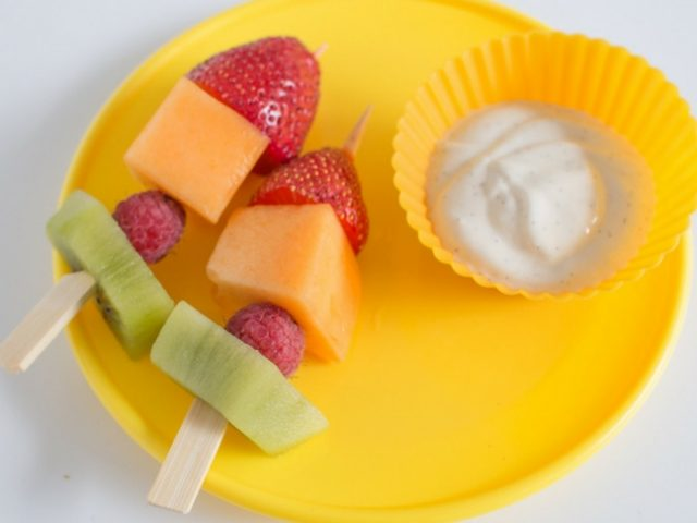 How to Make Fruit and Vegetables More Appealing for Toddlers