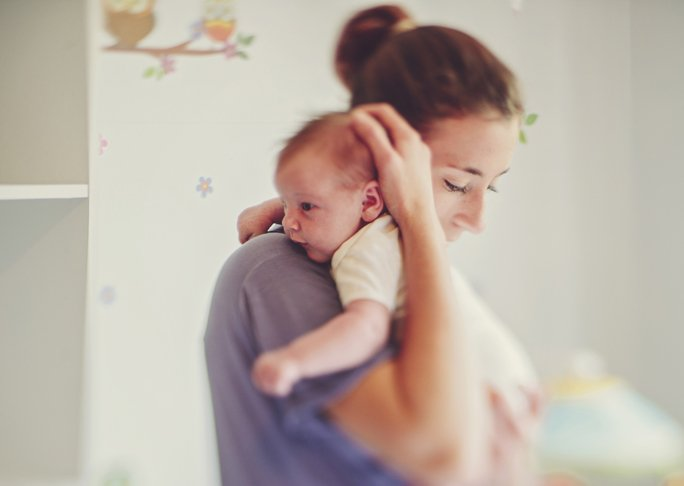 Breastfeed baby wasn't meant to be
