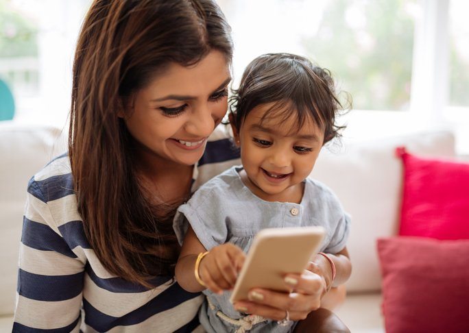 Clever Apps to Help Mums Keep on Track