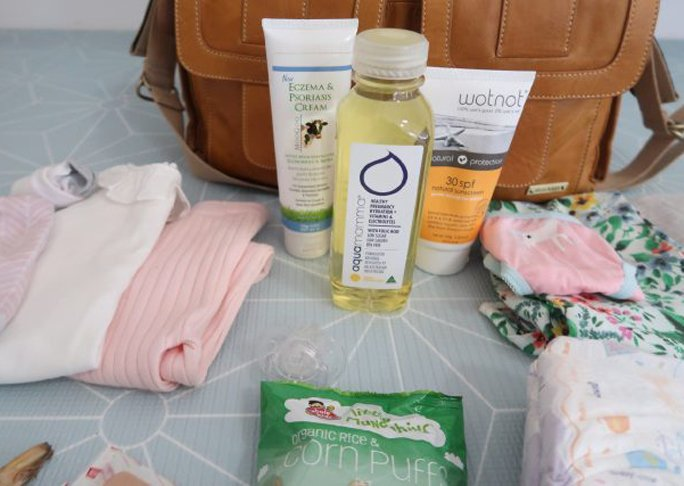 What to Pack in Your Nappy Bag