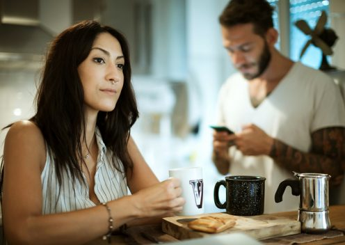 Being a SAHM is ruining my marriage