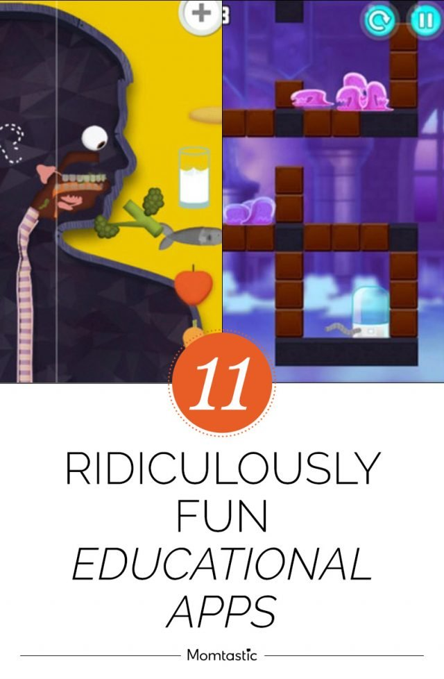 11 Ridiculously Fun Educational Apps