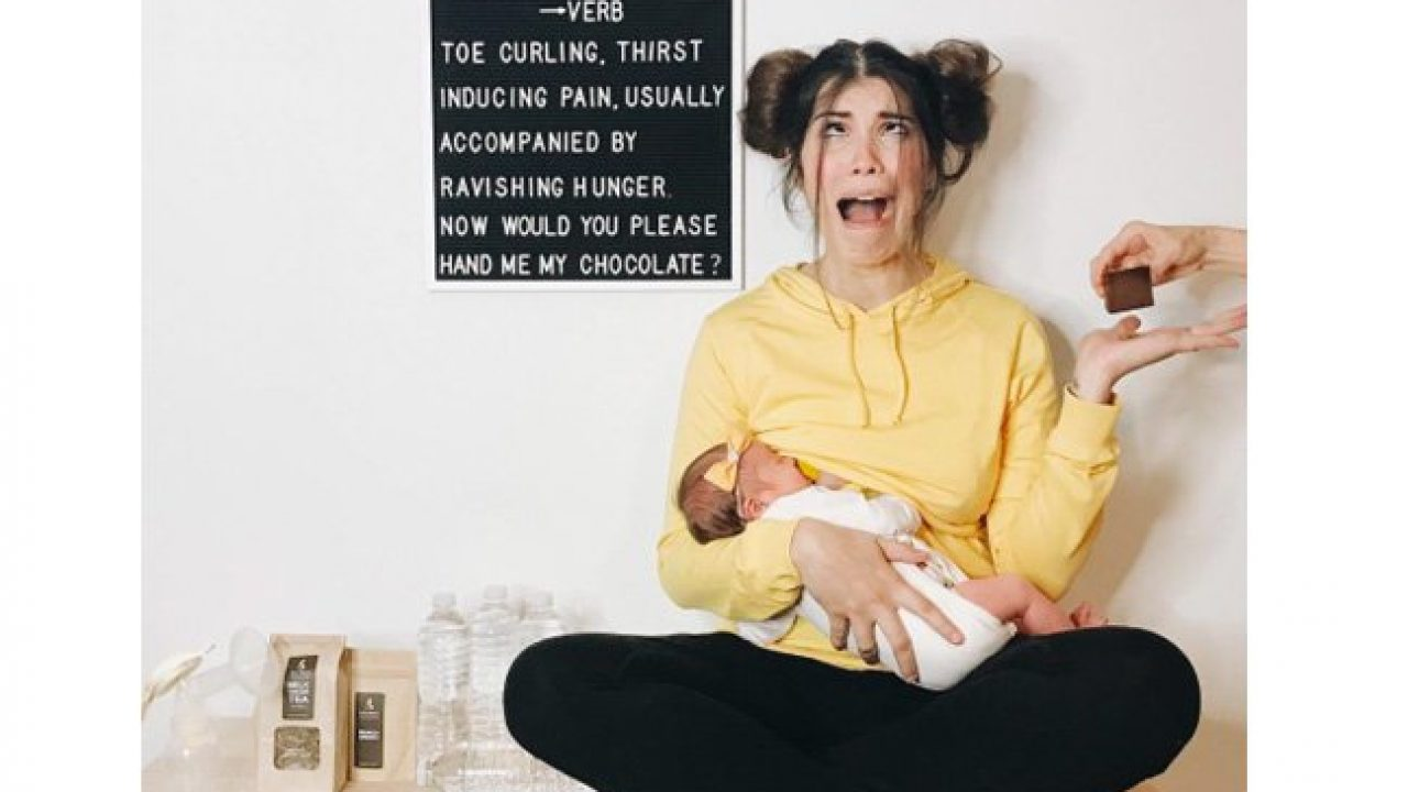 Breastfeeding Memes That Are Relatable Af