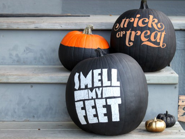 31 Super Cool No-Carve Pumpkin Ideas