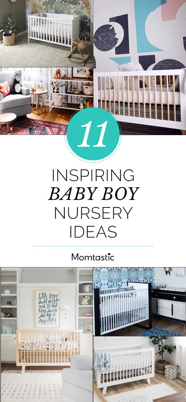 11 Inspiring Baby Boy Nursery Ideas