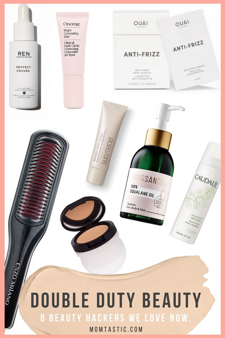 8 Amazing Beauty Products That Do Double Duty