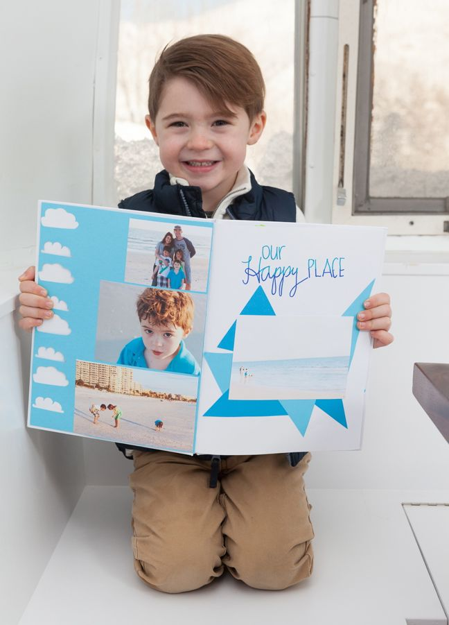 diy-kids-scrapbook-of-a-beach-vacation