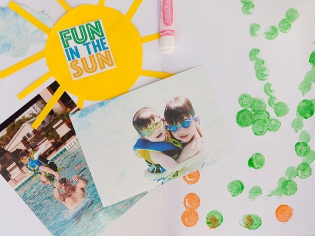 scrapbooking-fun-in-the-sun