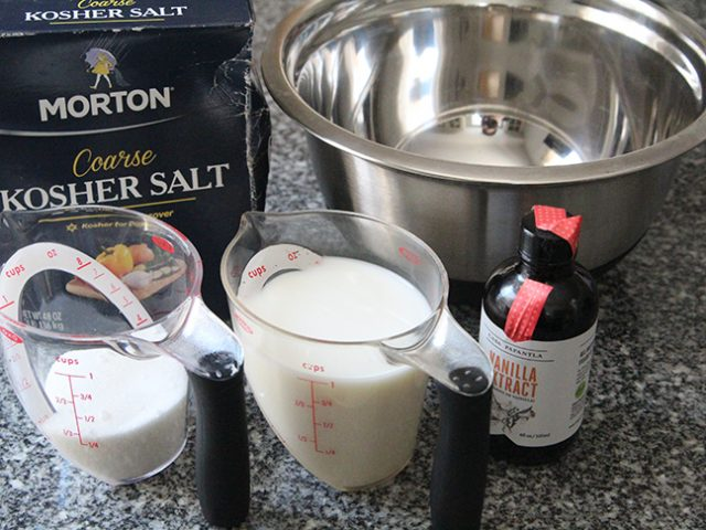 Snow Ice Cream is So Easy and So Fun!