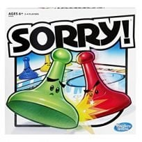 board games for kids: sorry