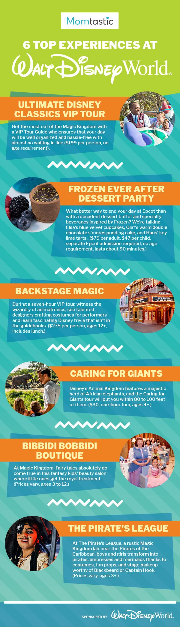 6 Top Walt Disney World Experiences You Never Knew You Could Have Until Now