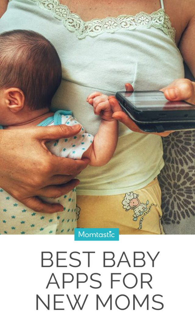 12 Sanity-Saving Baby Apps for New Mums