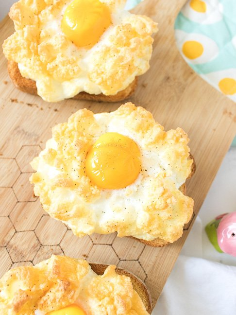 Clouds Eggs will be Your New Favourite Breakfast