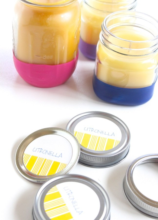 citronella-mason-jar-candles-with-avery-labels