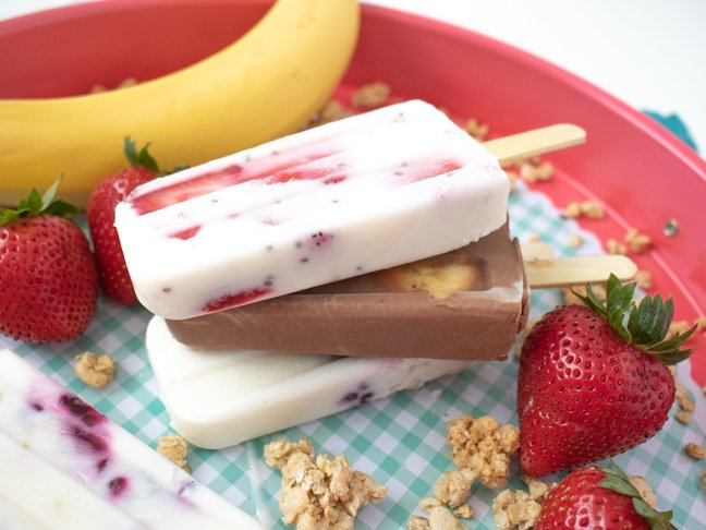 Make Mornings Easier with These Breakfast Popsicles (3 Ways!)