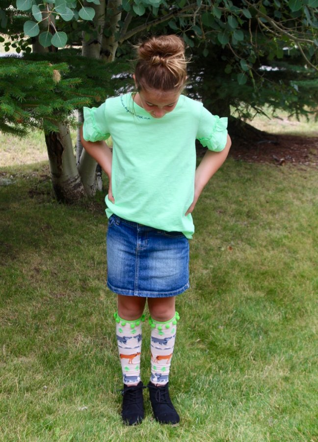 DIY Leg Warmers, The 80's Trend That Is Back And Better Then Ever: