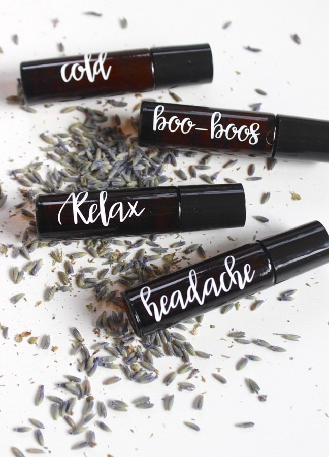 How To Make Your Own Essential Oil Roll-Ons