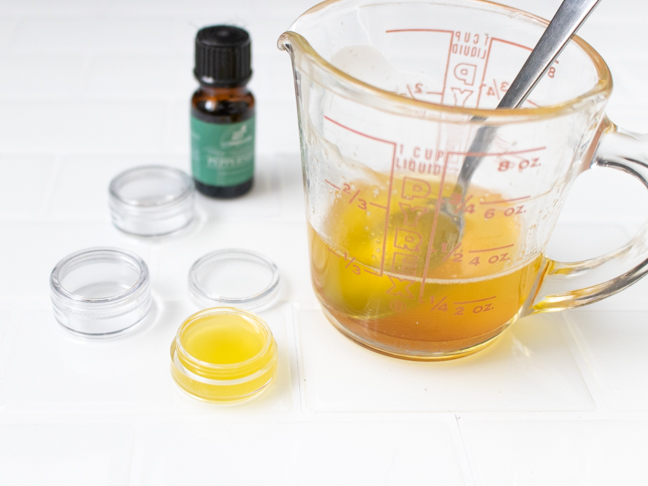 Try This DIY Beeswax Lip Balm for Softer Winter Skin