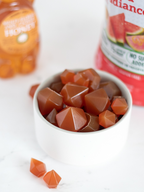 Disguise Vegetables in Homemade Fruity Gummies for a Healthier Snack