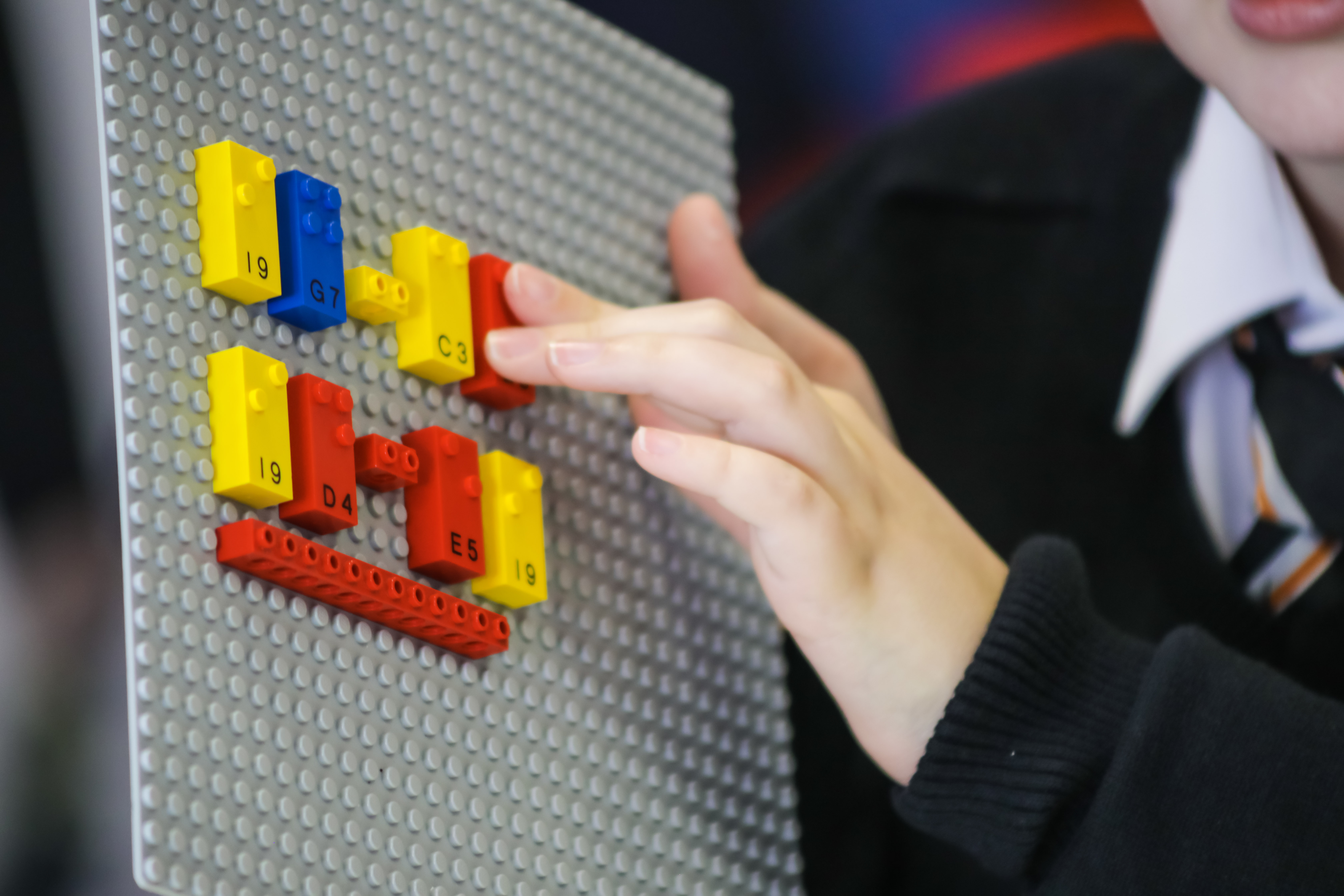 LEGO Unveils Braille Bricks to Help Visually Impaired Kids Read