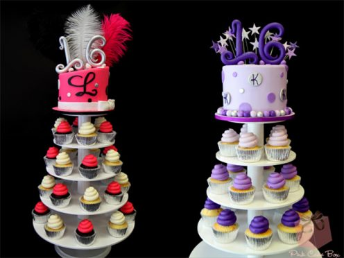 sweet 16 cake ideas