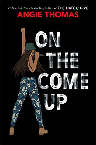 The Best Teen and YA Books Your Kids Should Be Reading This Summer Featuring On the Come Up by Angie Thomas | Book list by @letmestart for @itsMomtastic