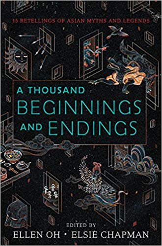 The Best Teen and YA Books Your Kids Should Be Reading This Summer Featuring A Thousand Beginnings and Endings by Ellen Oh and Elsie Chapman | Book list by @letmestart for @itsMomtastic