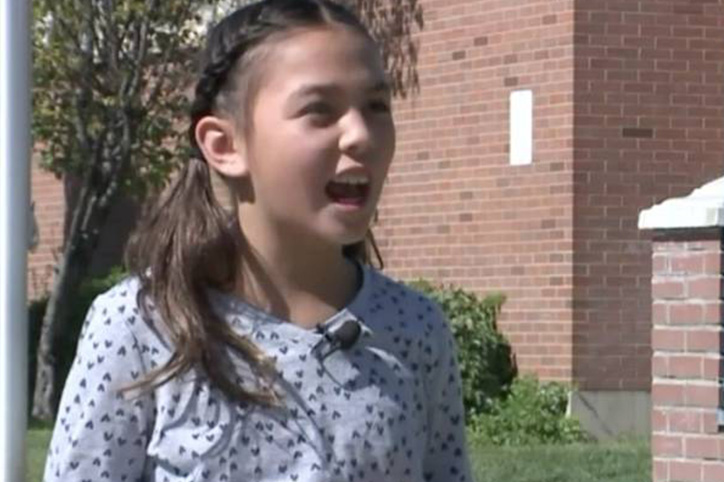 Fourth Grader Cries Foul Over Test Question That Shames Girls' Body Sizes
