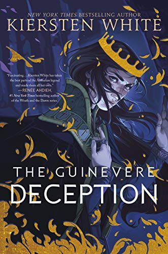 The Best Books to Pick Up This Holiday Season by @letmestart for @itsMomtastic featuring THE GUINEVERE DECEPTION