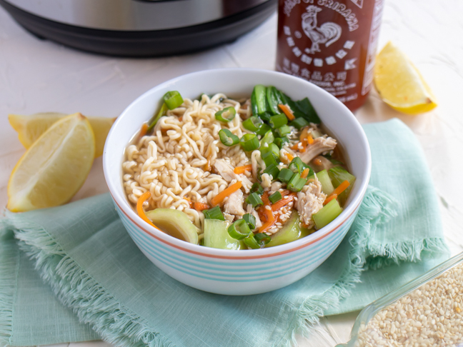 This Instant Pot Ramen Recipe Is Practically Magic