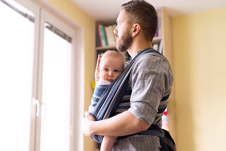 Dads Can Get Postnatal Depression, Too