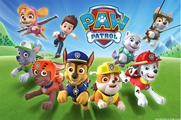 It's Official – A PAW Patrol Movie Is Coming To a Theatre Near You!