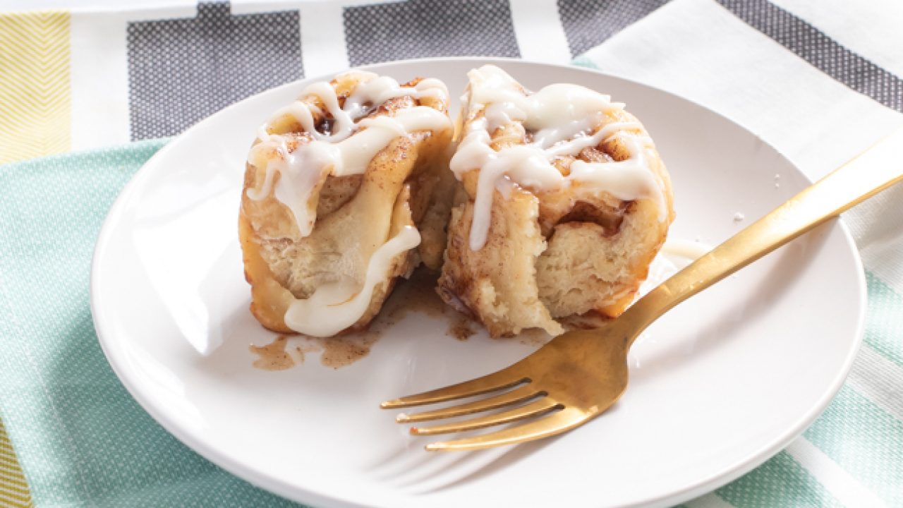 How To Make No Yeast Cinnamon Rolls In An Instant Pot