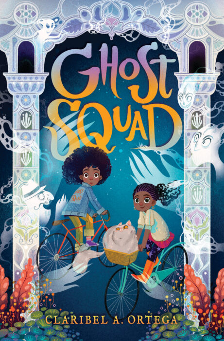 How to Make Sure Your Kids Have a Diverse Bookshelf (and Actually Read from It) @letmestart on @itsMomtastic | Raising readers, kind kids, and encouraging empathy. Featuring the book Ghost Squad by Claribel Ortega