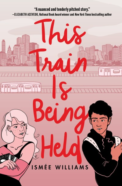 How to Make Sure Your Kids Have a Diverse Bookshelf (and Actually Read from It) @letmestart on @itsMomtastic | Raising readers, kind kids, and encouraging empathy. Featuring the book This Train Is Being Held by Ismée Williams