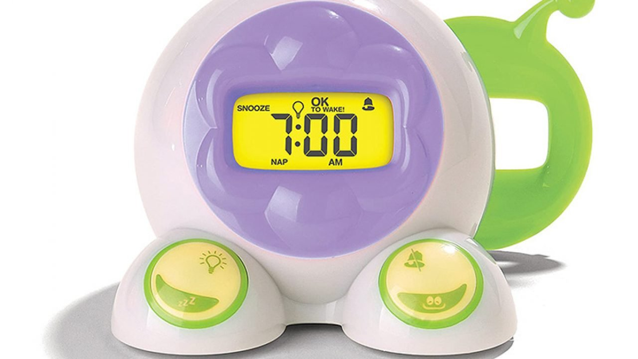 7 Best Alarm Clocks For Kids Of All Ages Even Toddlers