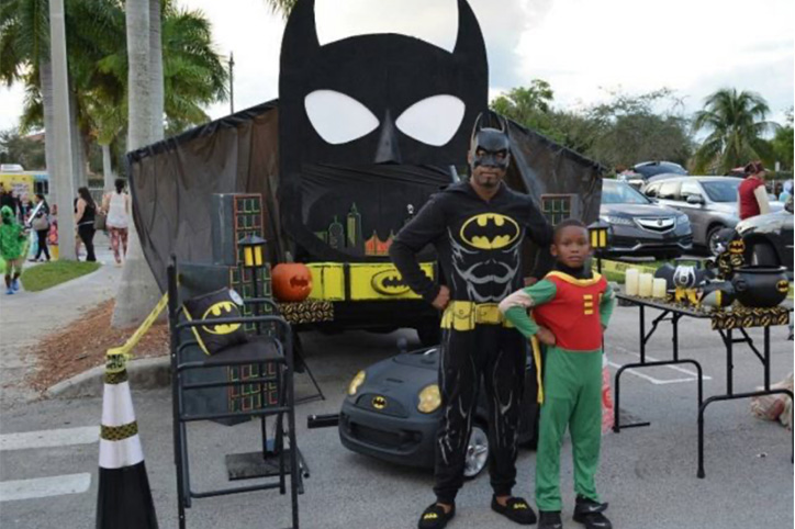 20 Trunk-Or-Treat Ideas For a Socially Distant Halloween