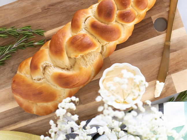 The Challah Bread Recipe You Will Swear By