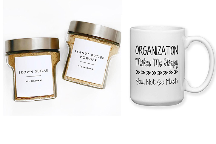11 Holiday Gifts For Friends Who Are Obsessed With Organizing