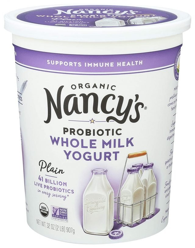 yoghurts for babies